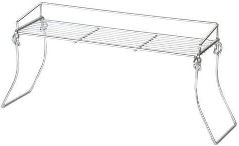 Mainstays Over The Sink Shelf Chrome By Mainstays Amazon Co Uk
