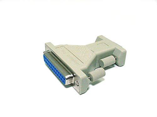Monoprice DB9F/DB25F Serial Loop Back Tester (101207) ()