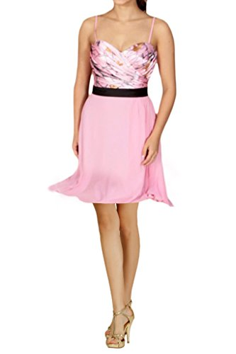 camo bridesmaid dresses with pink - 7
