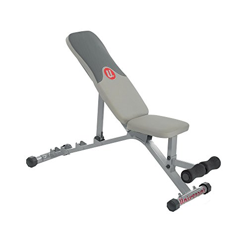 For more about  Universal 5 Position Weight Bench, check out the Amazon reviews