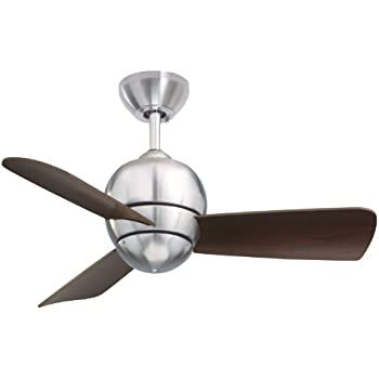 Emerson Modern Ceiling Fans CF130BS Tilo Low Profile/Hugger Indoor ...
