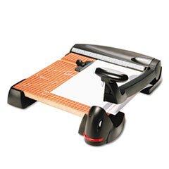 * Laser Trimmer, 12 Sheets, Wood Base, 12''X12''