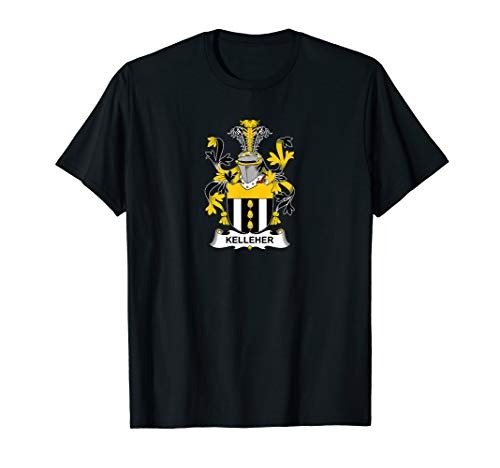Kelleher Coat of Arms - Family Crest Shirt