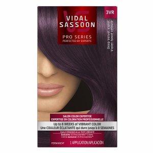 Видал Сассун Pro Series Цвет волос, 3VR Deep Velvet Violet 1 комплект
