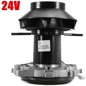 ZHVIVY 12V / 24V Reemplazo Calentador de estacionamiento Durable Ventilador Motor Combustión Aire Ventilador para Eberspacher D4-24V