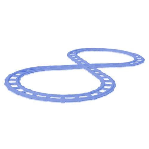 (National Products Figure 8 Conversion Track Set for Talking Train)