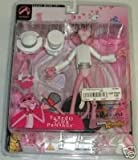 White Exclusive Tuxedo Pink Panther Figure