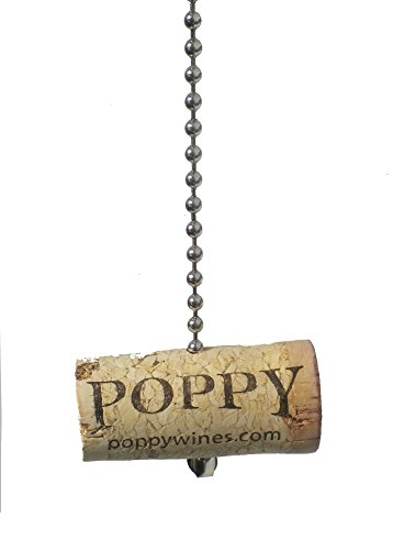 wine bottle ceiling fan pull - 2