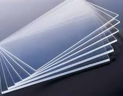 2mm ACRYLIC PERSPEX SHEET FOR SHED WINDOWS 2Ft x 2Ft 610mm x 610mm Pos Display Shop