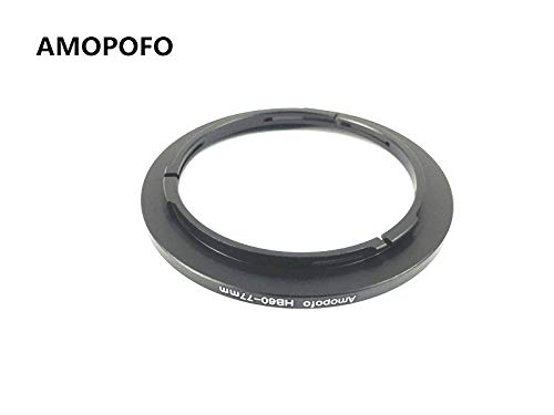 Hasselblad HB60-77mm Bayonet 60 to 77mm Screw Lens Filter Thread Adapter Ring by AMOPOFO (Image #3)