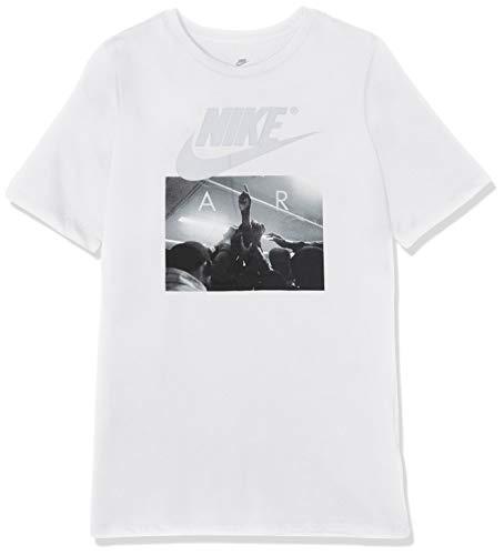Nike T Air Bambino shirt Bianco Huddle wBwvrqHZ