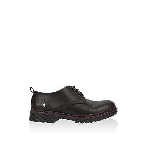 Chaussures En Dentelle Noire Wrangler Eu 41 Rocheux 9dyB8leY6