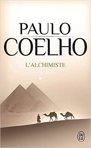L'alchimiste Paulo Coelho