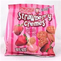 (Buds Best Bag Cookies Strawberry Cremes - Case Pack 12 SKU-PAS407479)