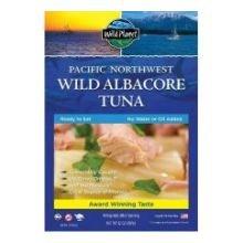 Wild Planet Albacore Tuna - Pouch Pack, 3 Ounce - 12 per case.