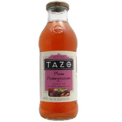 (Plum Pomegranate Tea 13.80 Ounces (Case of 12) )