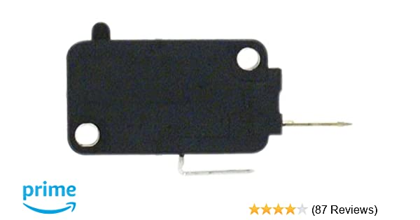 GE WB24X829 Secondary Door Switch for Microwave on