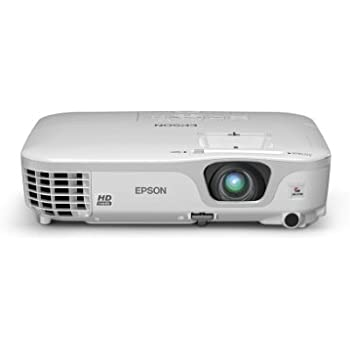 Epson V11H475020 318-Inches PowerLite Home Cinema 710 HD 720p 3LCD Home Theater Projector