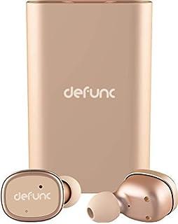 DEFUNC True Oro Intraaural Dentro de oído Auricular - Auriculares (Intraaural, Dentro de oído