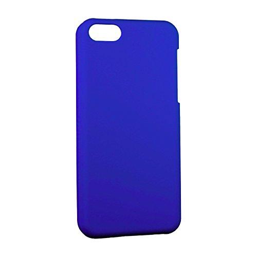 PEDEA Custodia protettiva Case Cover Per Apple iPhone 5C Blu