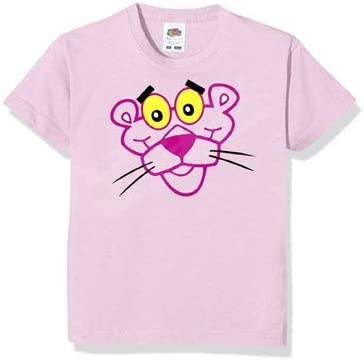 Camiseta Retro Pantera Rosa
