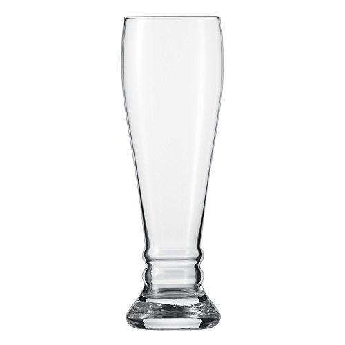 Schott Zwiesel Bavaria Pilsner 6 Glasses #4900 (Zwiesel Glass Pilsner Schott Glass)