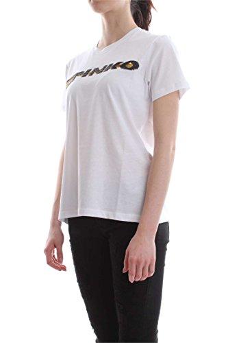 PINKO SEGUGIO T-SHIRT Mujer Bianco
