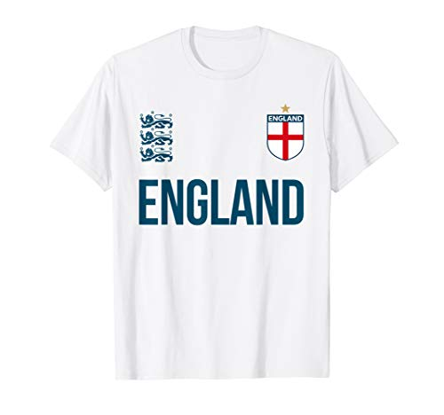 England Cheer Jersey 2019 - Football English T-Shirt