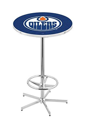 Edmonton Oilers Pub Table - L216 - 42