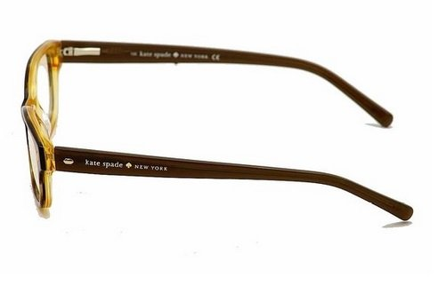 Kate Spade Lucyann Eyeglasses-0JMD Tortoise Gold-51mm