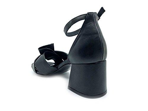 Noir Sandales Blu Femme Tosca Pour 61z0WWTq