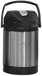 product image for Newco bundle with ShurizJo Airpot - 2.0L, Stainless, Lever