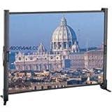 Da-Lite Video Format 1.33:1 Lightweight Portable Presenter Screen 50'''' Diagonal Electronics, Accessories, Computer