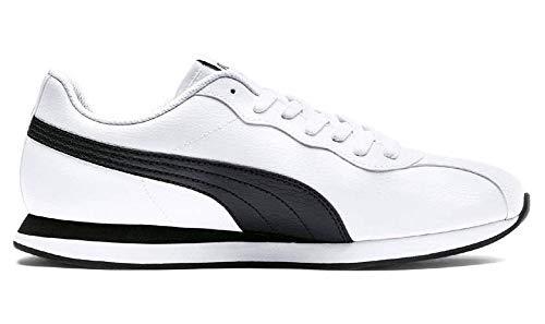 noir Puma erwachsene Mixte Chaussure Blanc Turin Ii YSOrxYq