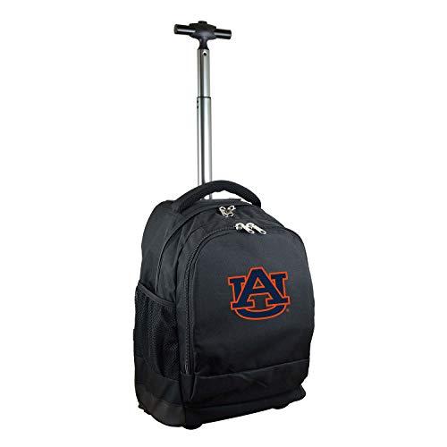 NCAA Auburn Tigers Expedition Wheeled Backpack, 19-inches, Black - Tigers Backpack Auburn