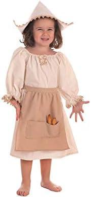 Disfraz de Molinera para niña: Amazon.es: Juguetes y juegos