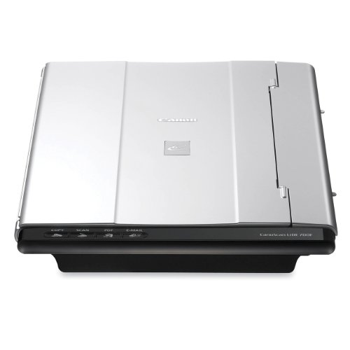 Canon CanoScan 3297B002 LiDE 700F Color Image Scanner by Canon