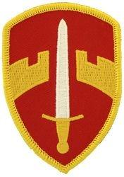 "MACV Military Assistance Command Vietnam 3"" Patch"