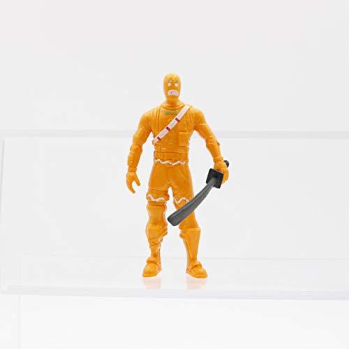 Tellabouu for Juego de Juguete con Personajes Fortnite Figura de acción Modelo de Juego Inspirado en la colección de Regalos de Videojuegos Fortnite de 13 ...