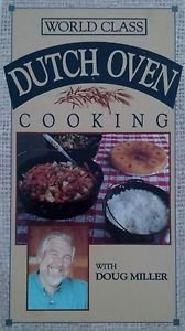 Price comparison product image World Class Dutch Oven Cooking [VHS]
