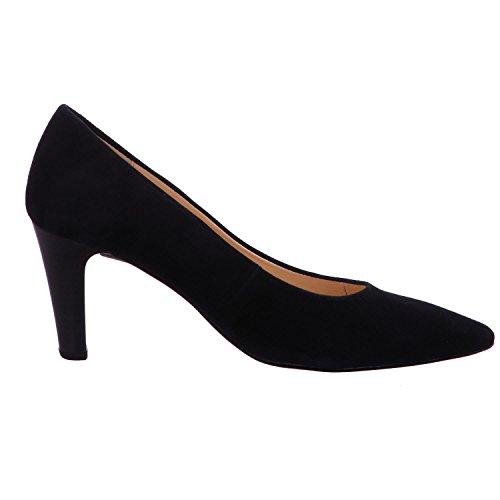 para 17 Gabor vestir negro 280 mujer Negro de Zapatos 41 F44xY