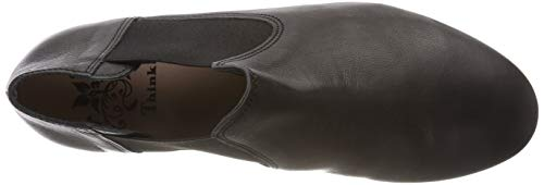 Guad Schwarz Womenâ 00 383275 Loafers € Black Mocassini 383275 Guad Women's 00 Nero Schwarz Think Pensare S ™ xwpaqFPzW0