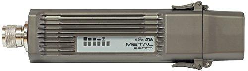 MikroTik Metal 5, 5 GHz Integrated AP/Backbone/CPE, N-Male Connector (RBMetal5SHPn-US)