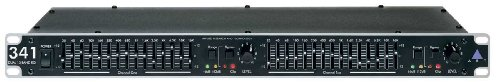 (ART EQ341 Dual Channel 15 Band 2/3 Octave Graphic Equalizer)