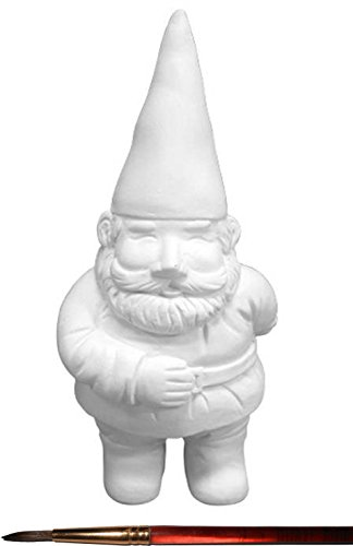 George the Garden Gnome - Paint Your Own Ceramic Keepsake