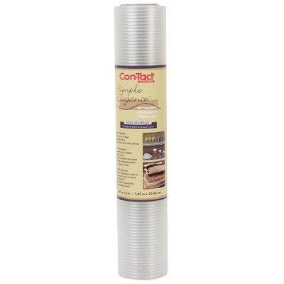 Con-Tact Nonadhesive Premium Ribbed Shelf Liner