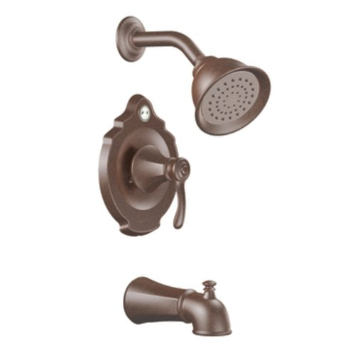 Posi Tub Vestige Temp - Moen T2503EPORB Vestige Posi-Temp Tub and Shower Trim Kit without Valve, Oil Rubbed Bronze