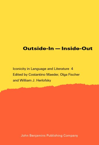 Outside-In ? Inside-Out (Iconicity in Language and Literature)