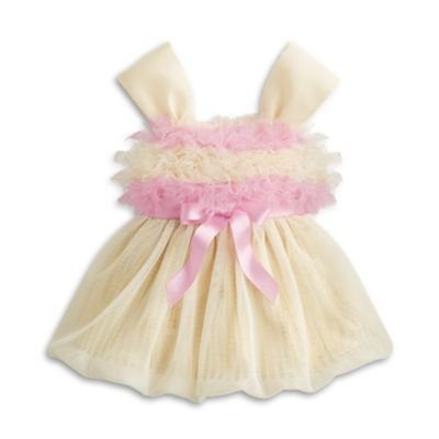 (American Girl Bitty Baby Sugar & Spice Outfit for 15
