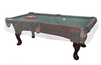 Amazoncom New Clear Plastic NonFitted Pool Billiards Table - Clear pool table